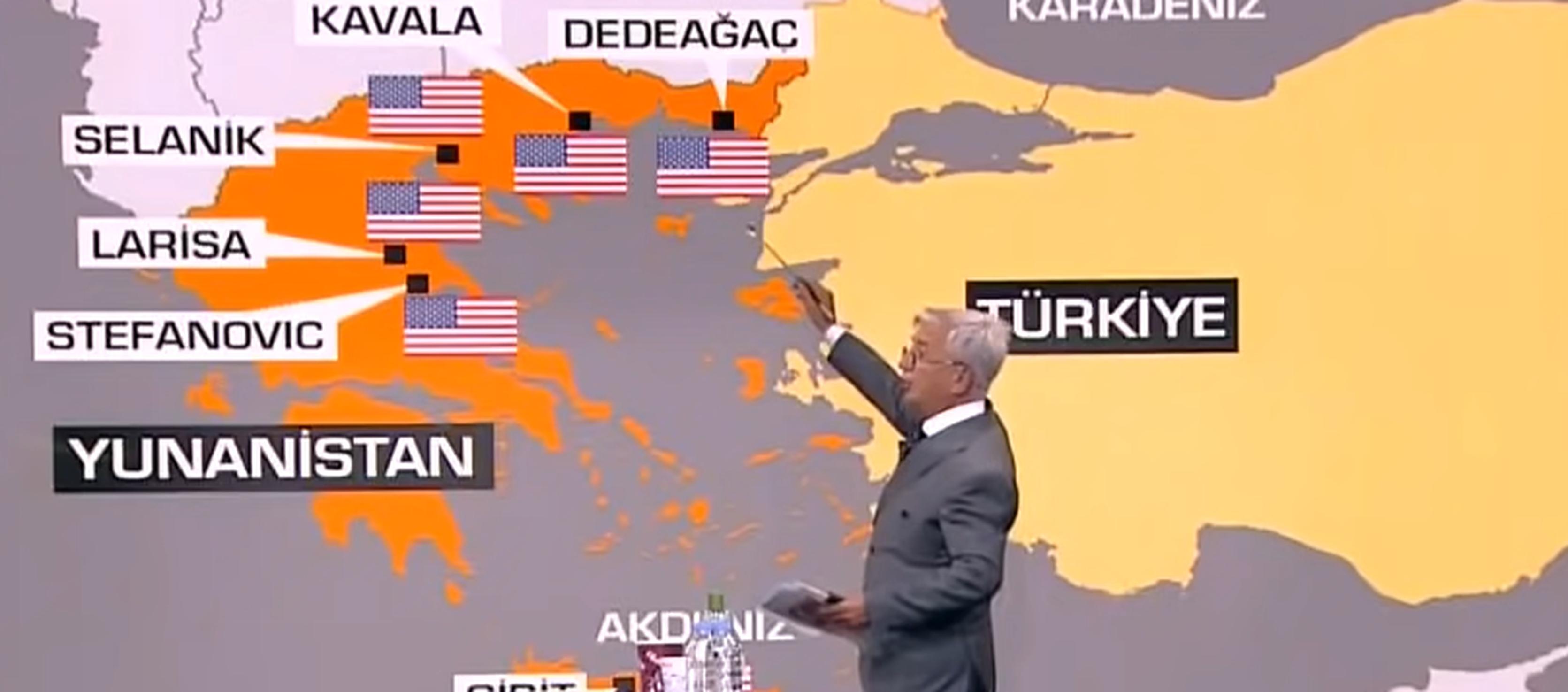 VIDEO| Consilierul lui Erdogan amenință Grecia cu războiul și spune că premierul grec este bătut în cap