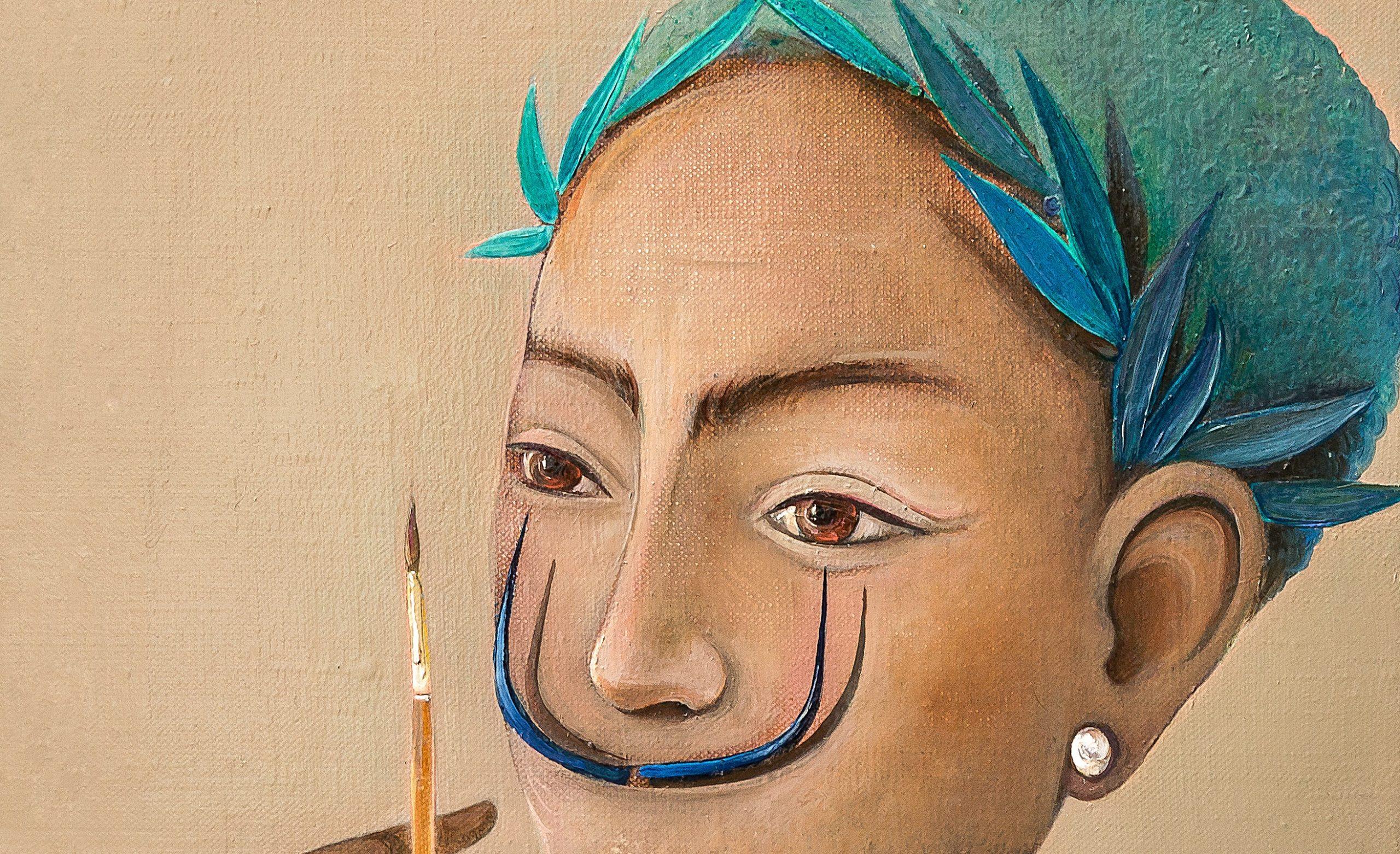 Un pictor ieșean vinde tablouri sub formă de NFT-uri. Prima colecție românească din zona crypto