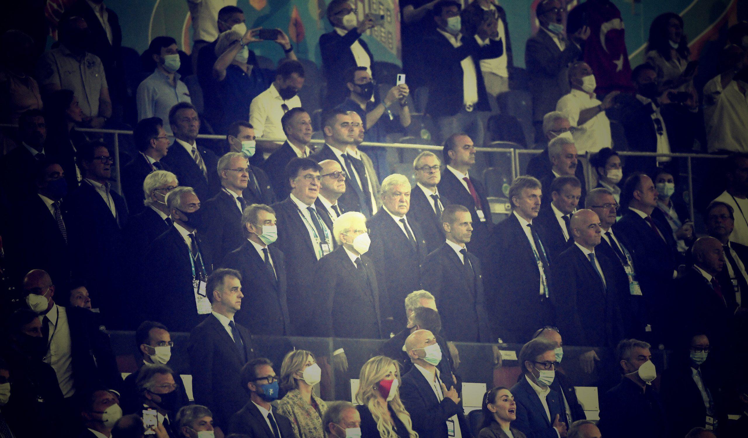 Excepții pentru VIP-uri| 2.500 de politicieni și oficiali, scutiți de carantină pentru a participa la finala EURO 2020 de la Londra