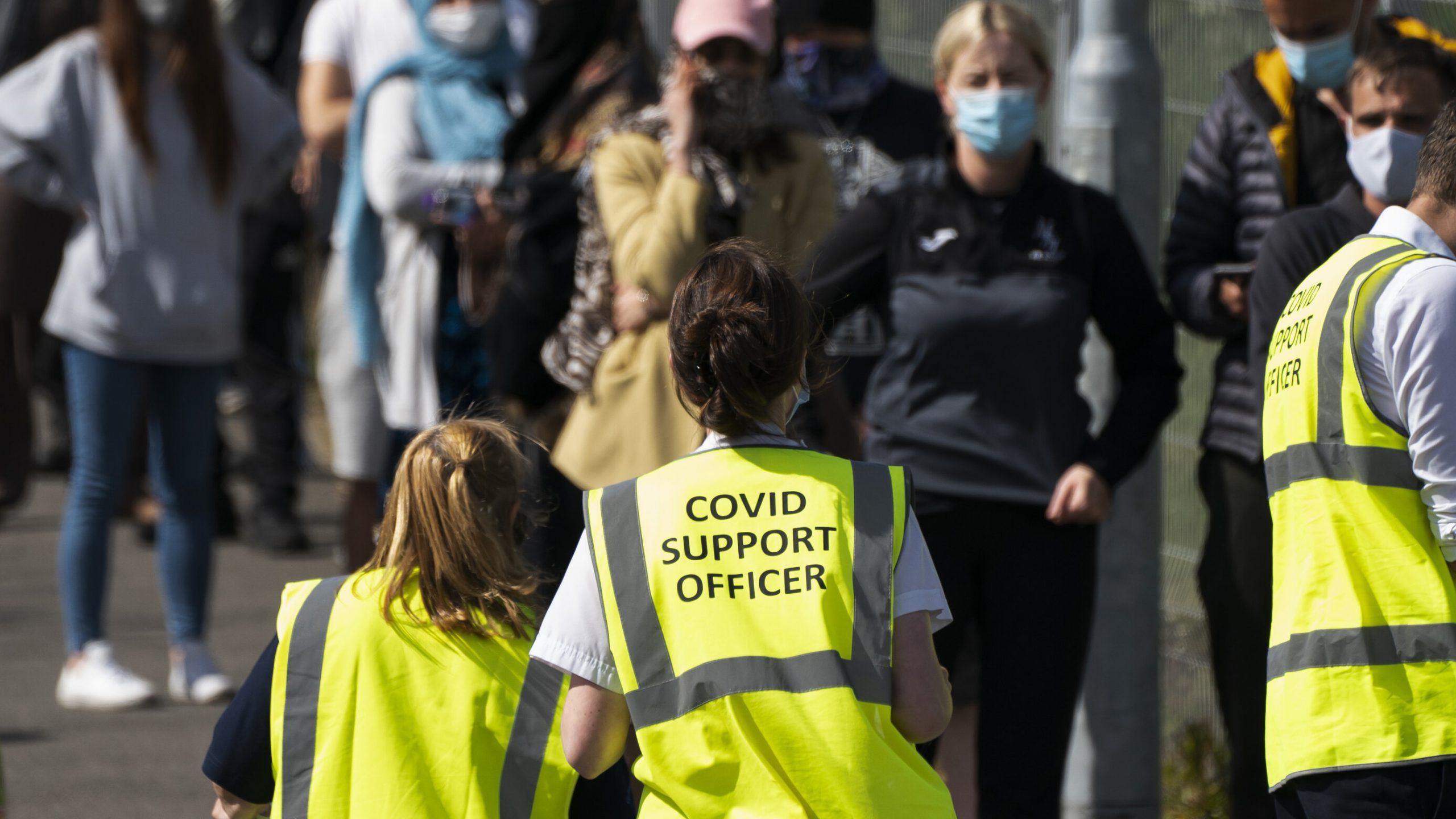 UK| Aproape toate cazurile noi de Covid sunt provocate de varianta Delta. Mai mult de 33.000 de infectări în ultima săptămână