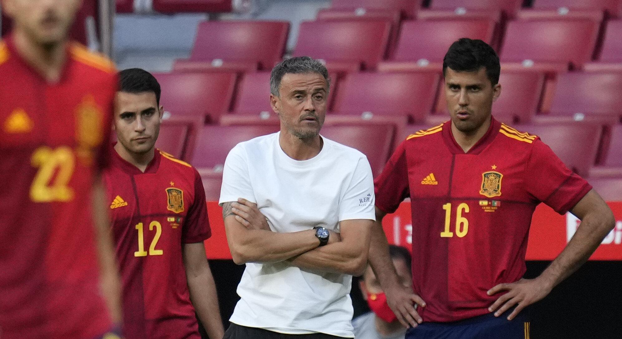 Fotbaliștii naționalei Spaniei vor primi prima doză a serului anti-Covid cu doar câteva zile înainte de debutul Euro 2020