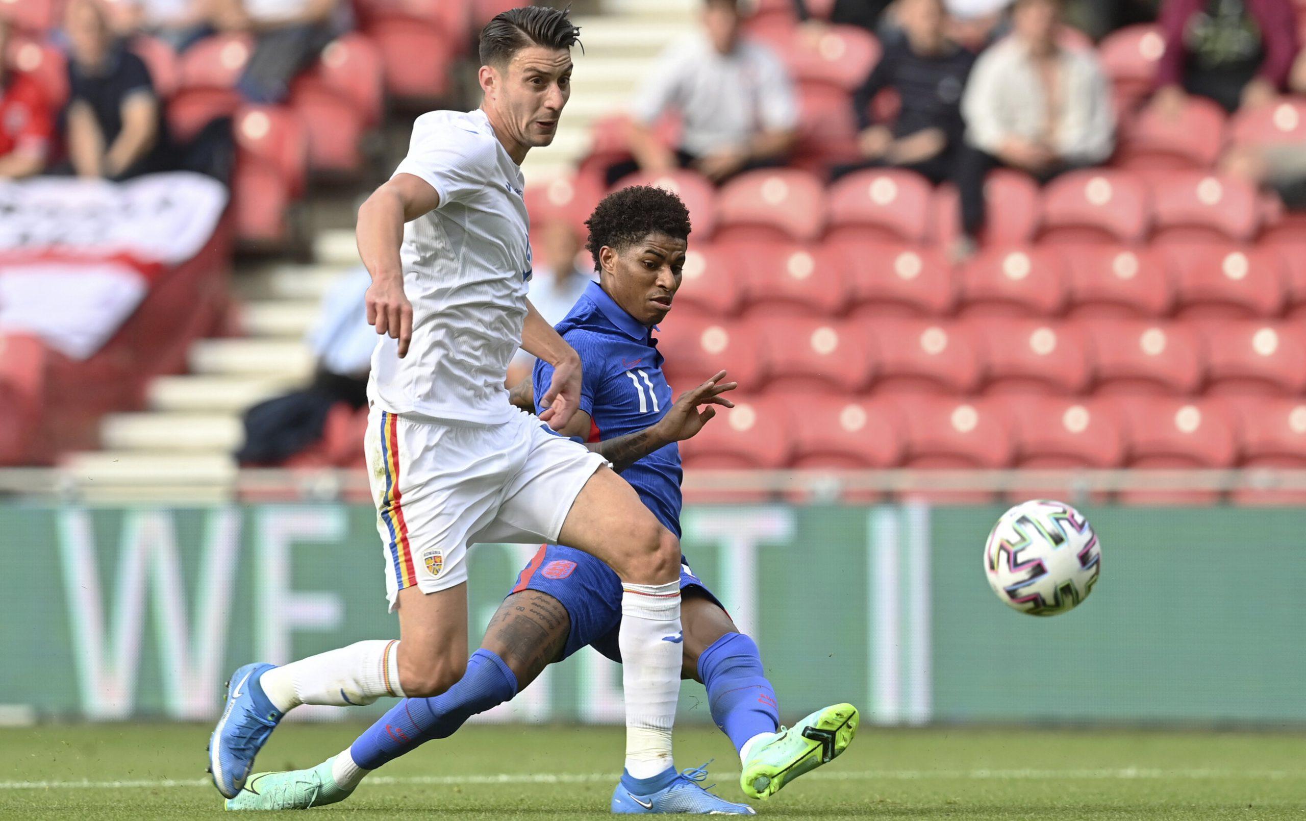 """Ionuț Nedelcearu explică de ce nu a îngenuncheat înaintea meciului cu Anglia. """"Mi se pare o ipocrizie"""""""