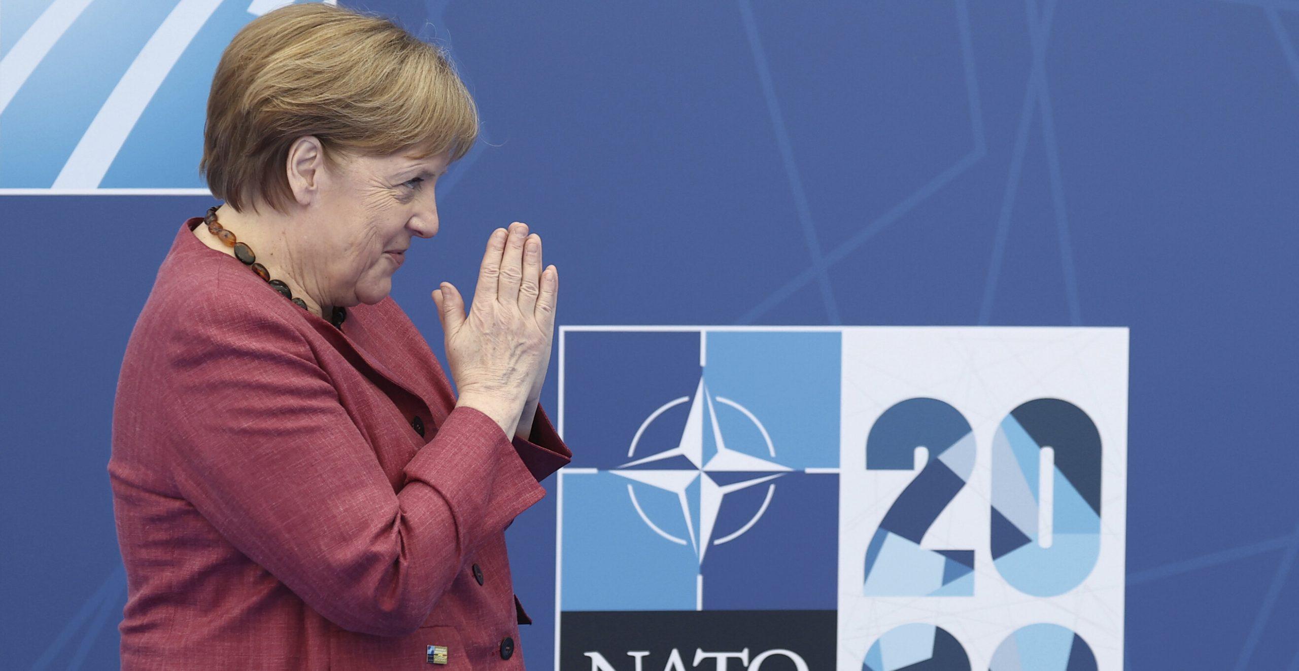 Merkel a primit o doză Moderna la rapel, deși inițial s-a vaccinat cu AstraZeneca