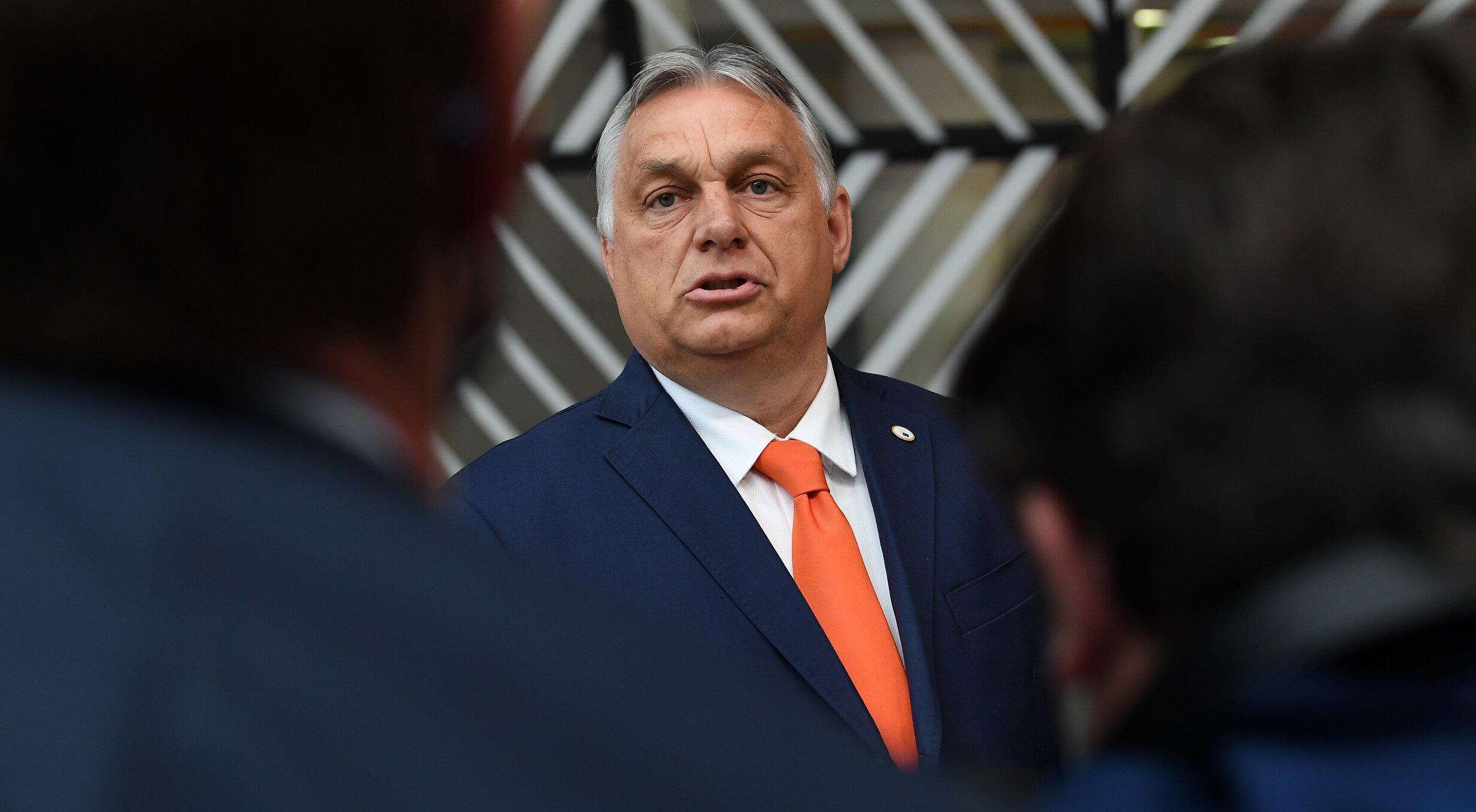 """Viktor Orban, marginalizat de liderii europeni din cauza legii anti-LGBT. """"Ungaria nu mai are loc în UE"""""""