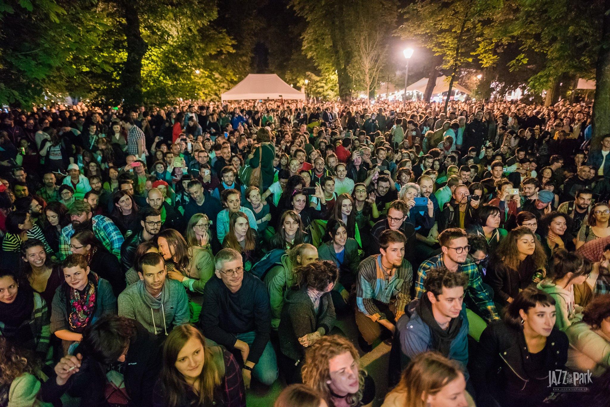 E din nou jazz la Cluj toamna asta. Jazz In The Park anunță artiștii pentru ediția specială