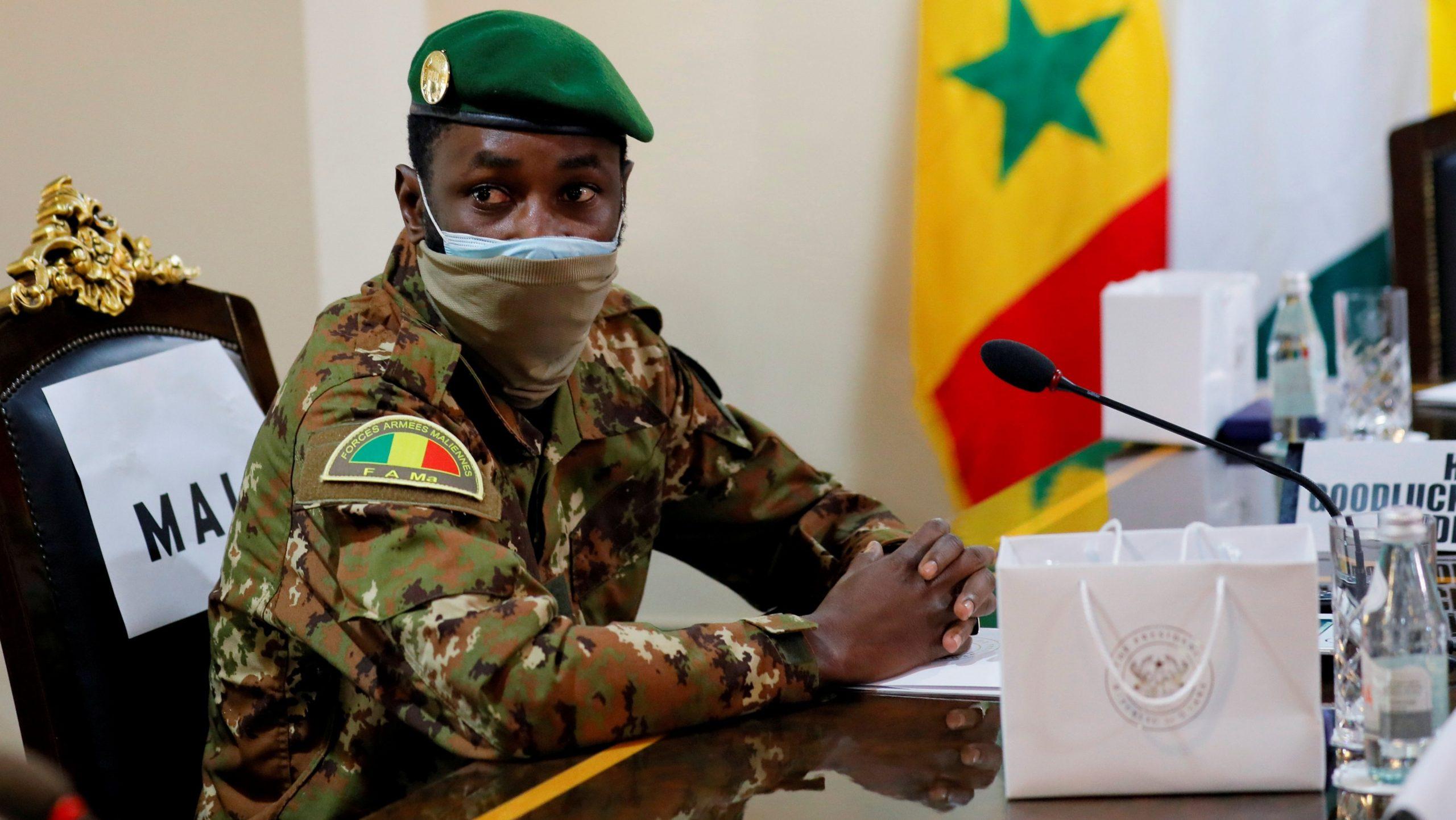 Președintele interimar din Mali supraviețuiește tentativei de asasinat