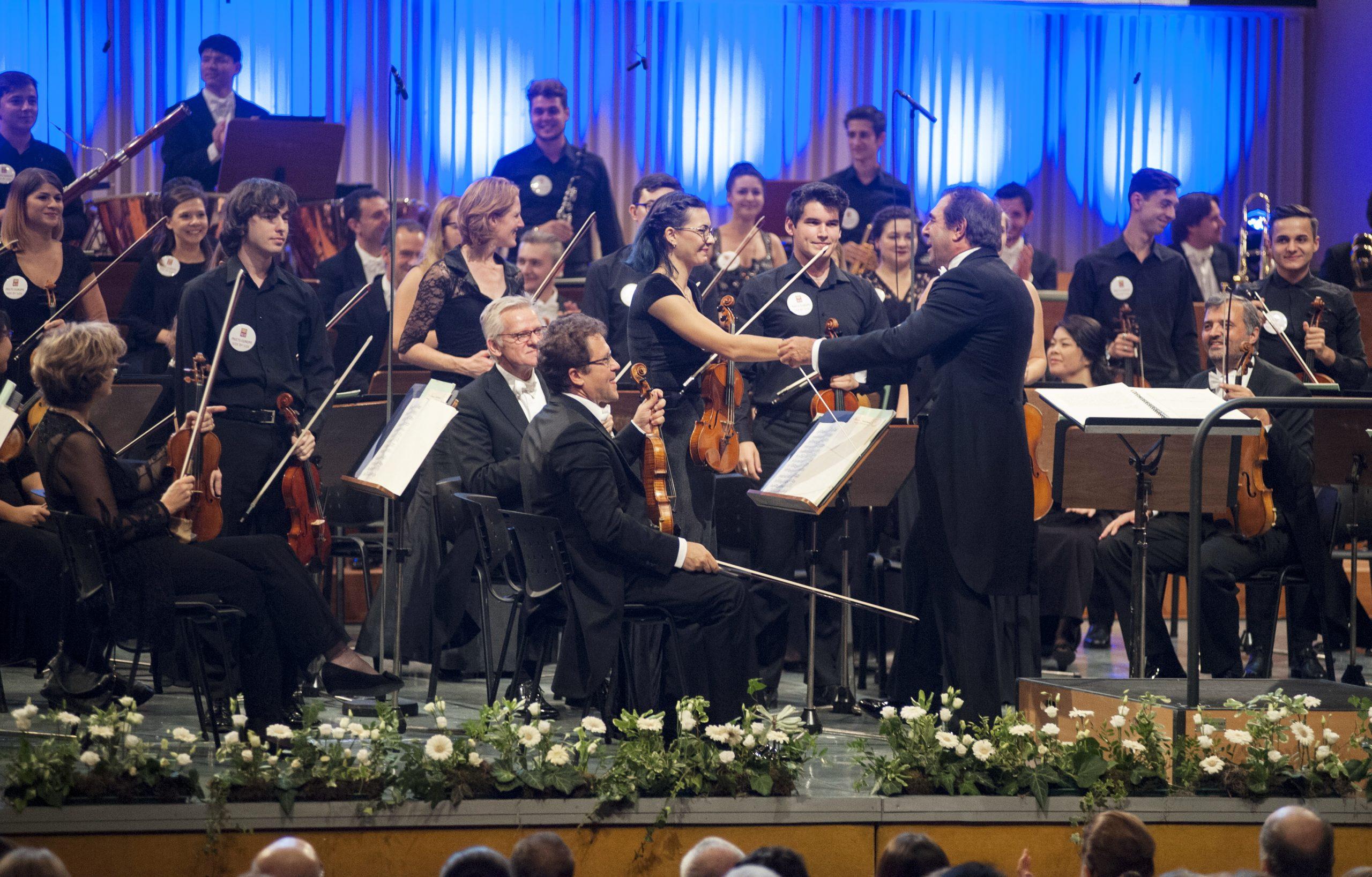 Orchestre de top din Regatul Unit, Franța, Germania și Italia participă la Festivalul George Enescu