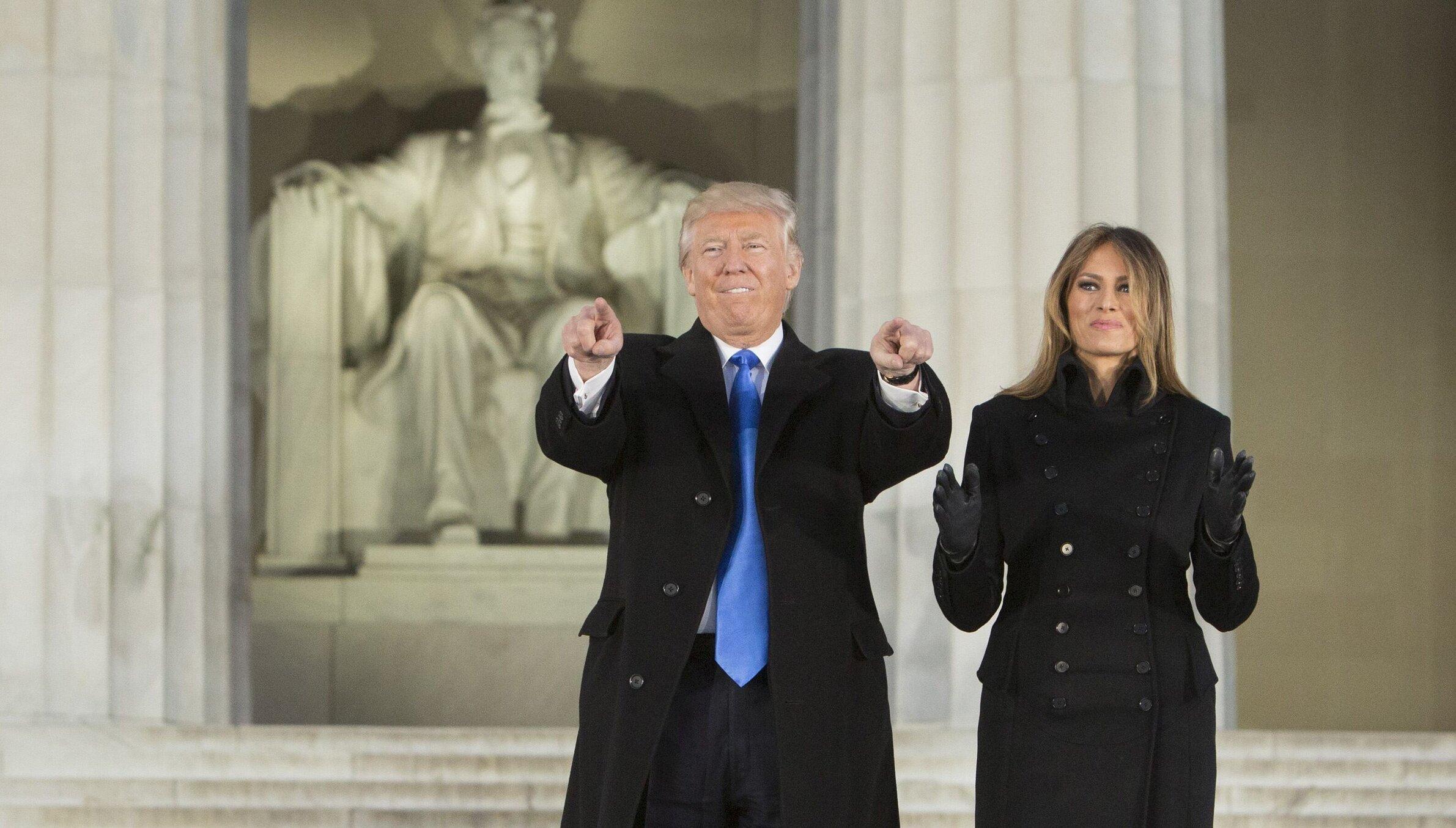 Trump crede că ar câștiga o ipotetică luptă electorală împotriva foștilor președinți George Washington și Abraham Lincoln