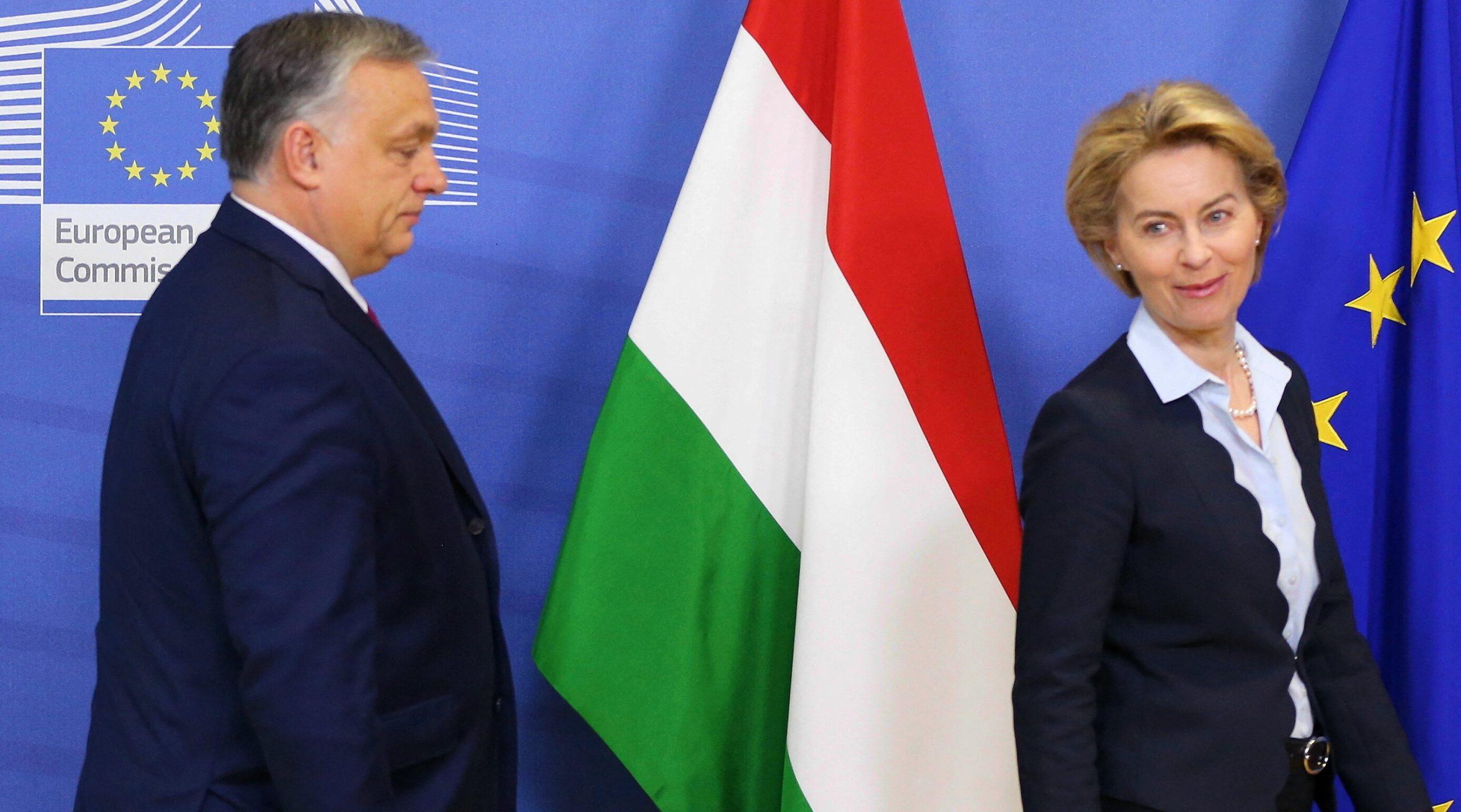 """Ursula von der Leyen: Ungaria trebuie să retragă legea anti-LGBT, altfel va suporta consecințe. """"Este o rușine"""""""