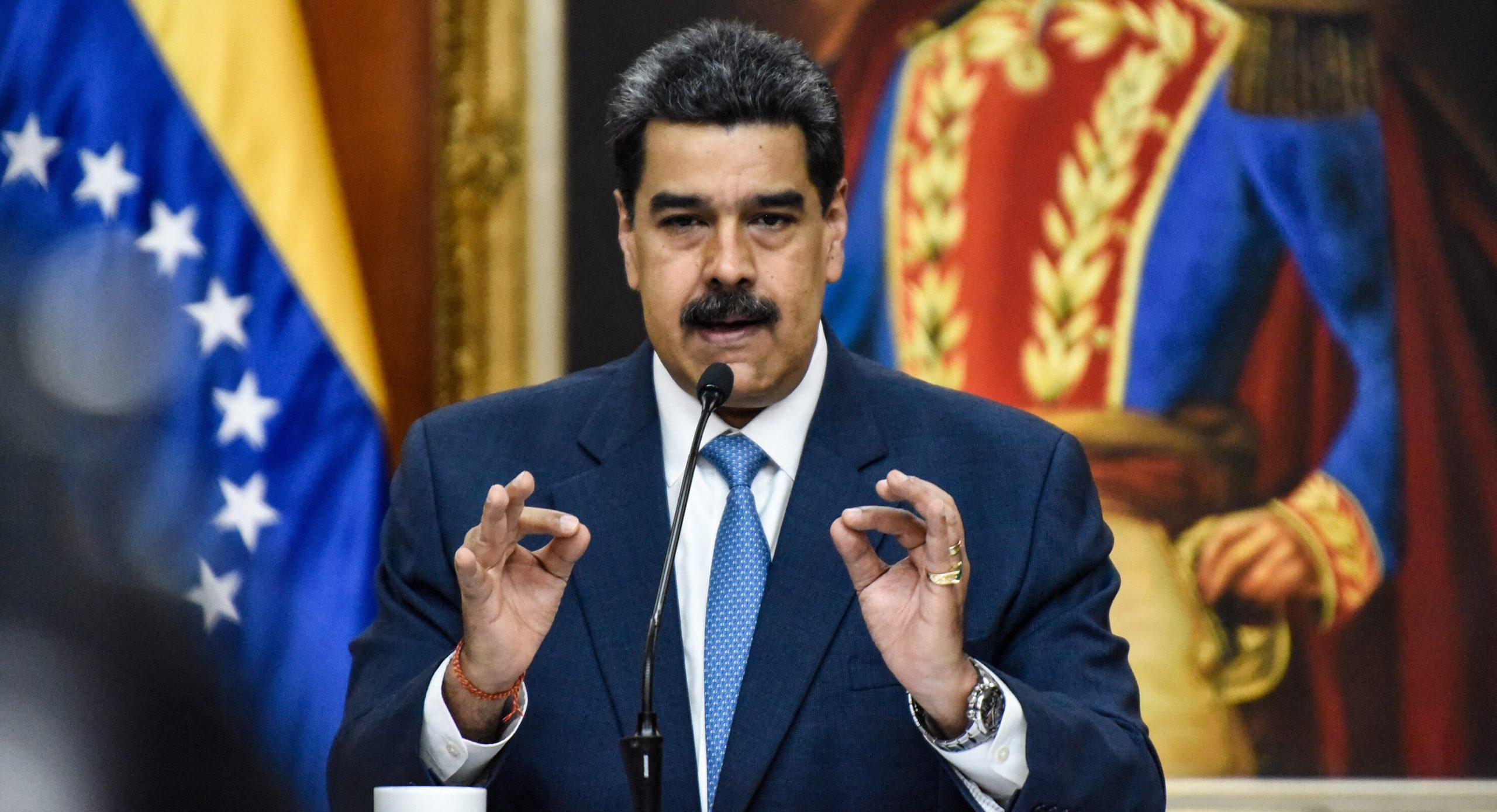 """Președintele Venezuelei spune că scrisoarea primită de la Vatican este """"un compendiu al urii"""""""