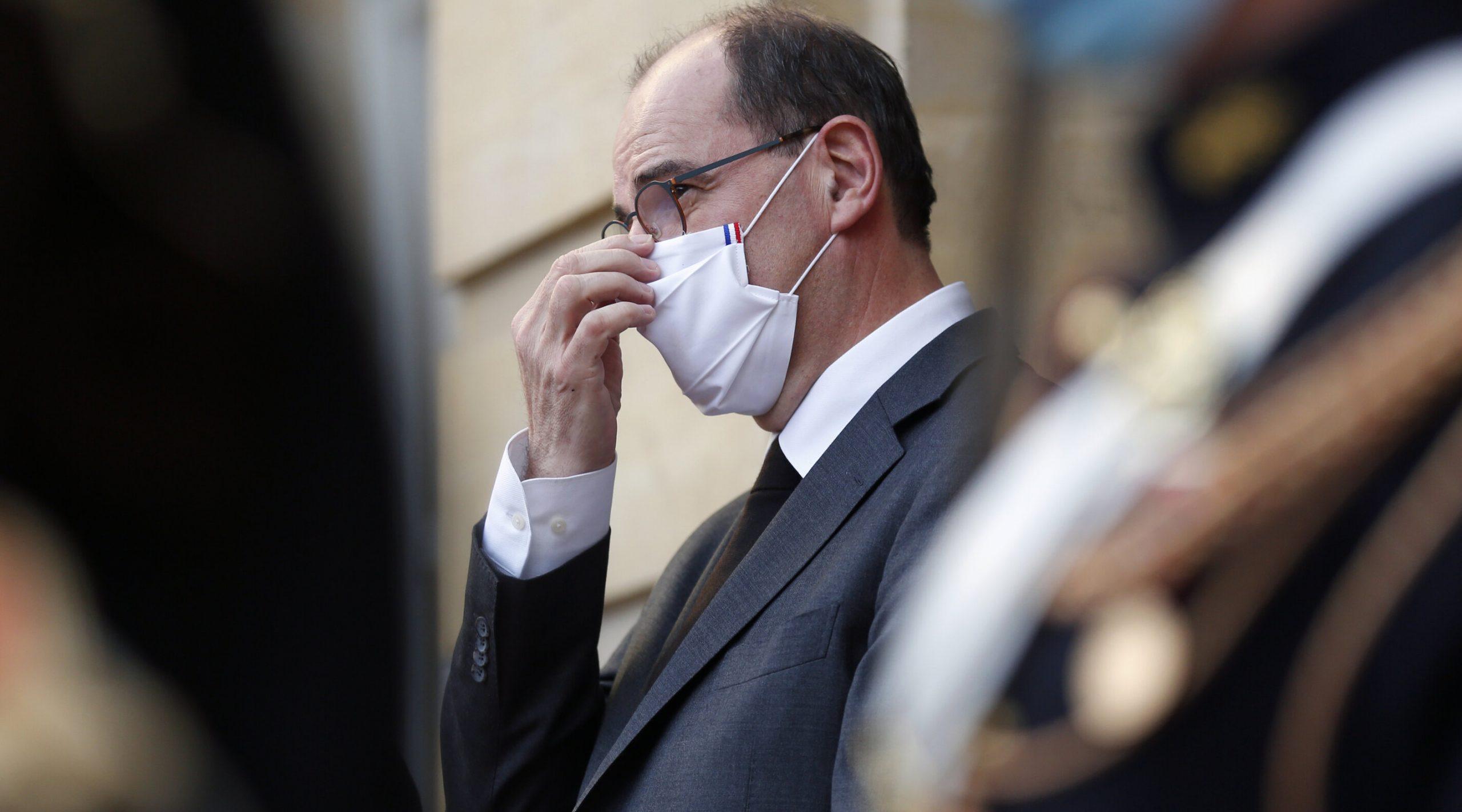 Franța  96% dintre persoanele testate pozitiv pentru Covid sunt nevaccinate, spune premierul Jean Castex