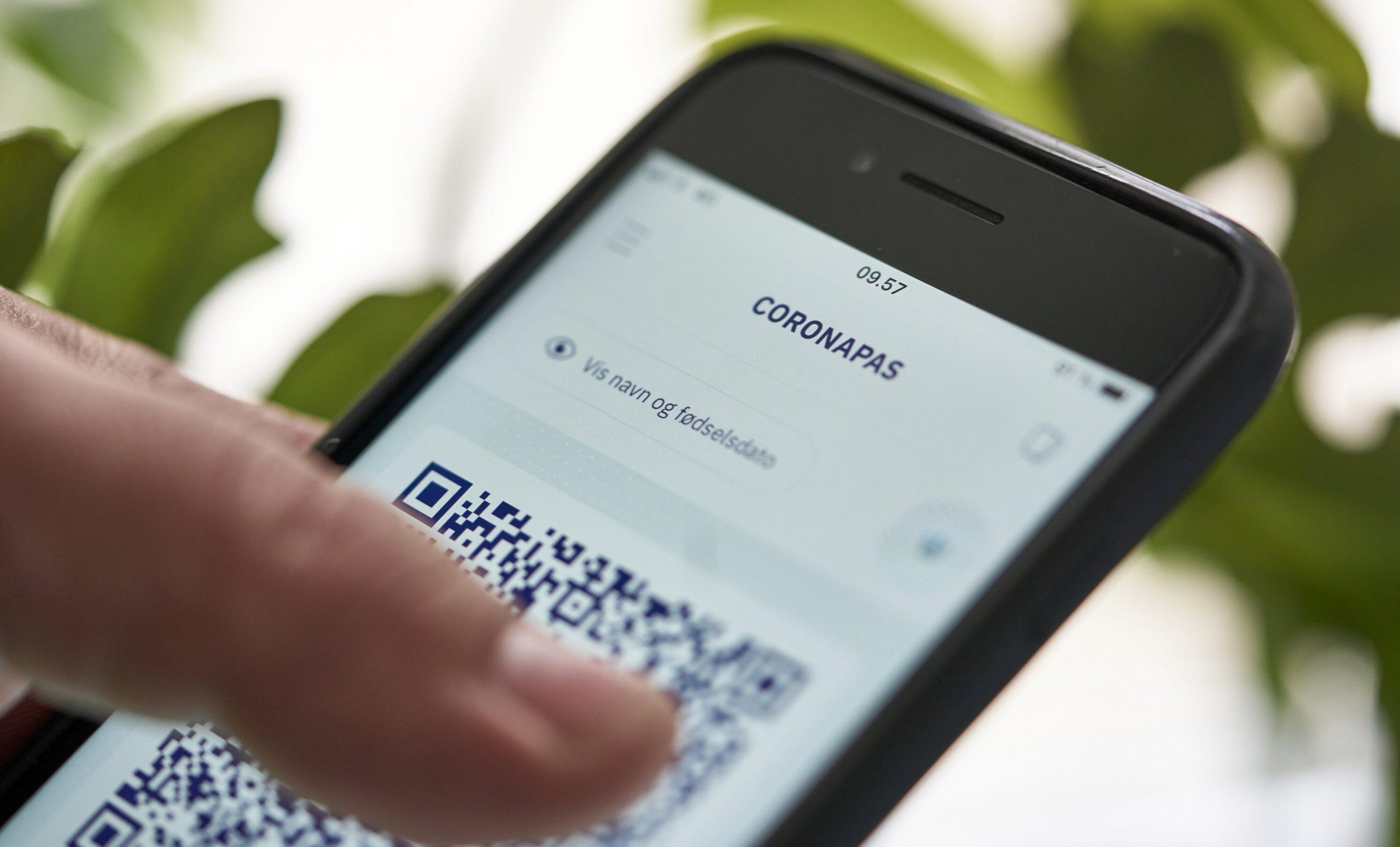 Unul din cinci danezi infectați cu varianta Delta deține un pașaport Covid care îi asigură libera circulație