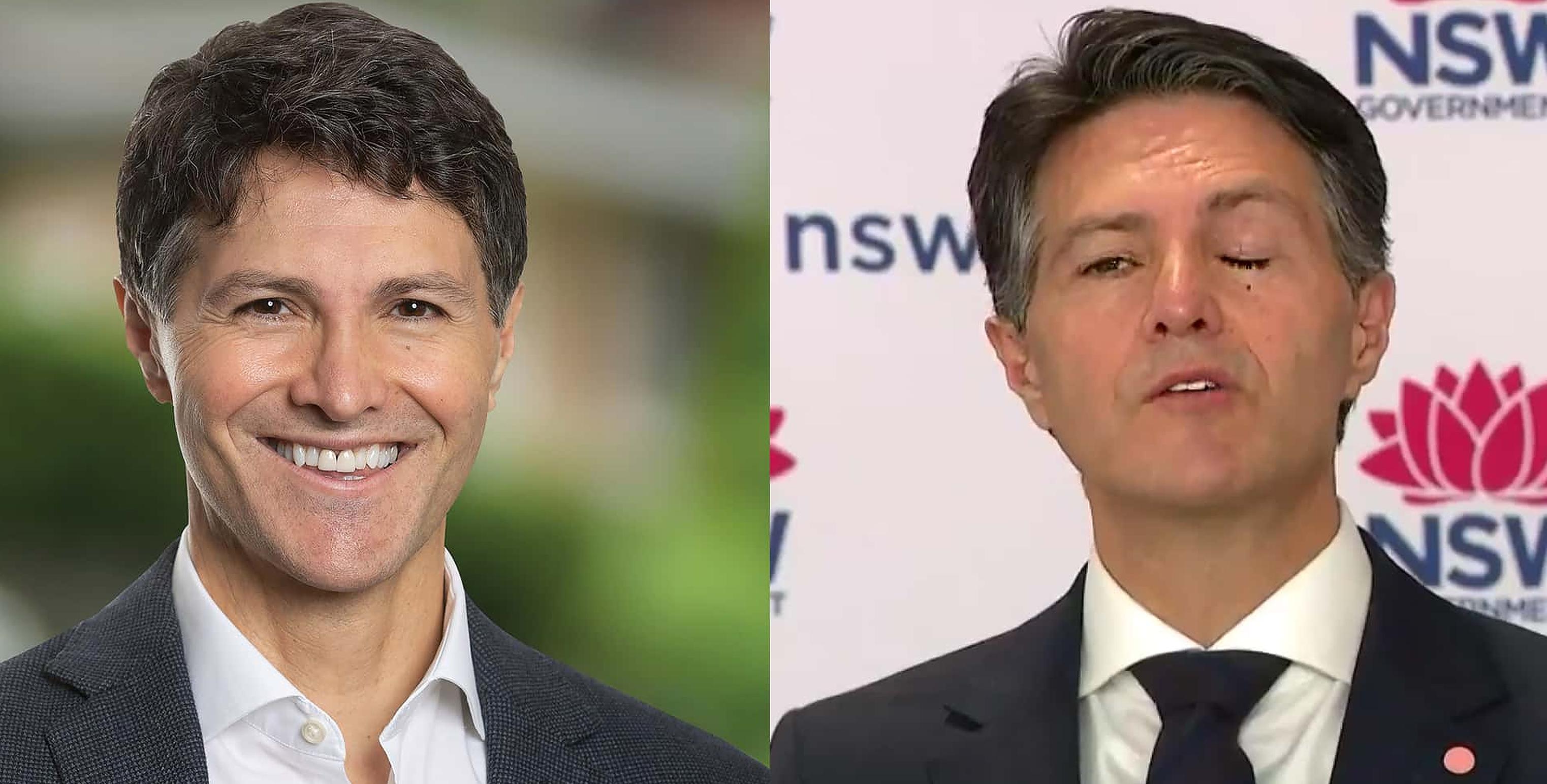 VIDEO  Un ministru australian suferă primele simptome ale paraliziei lui Bell în direct la TV. Anterior a fost vaccinat anti-Covid cu AstraZeneca