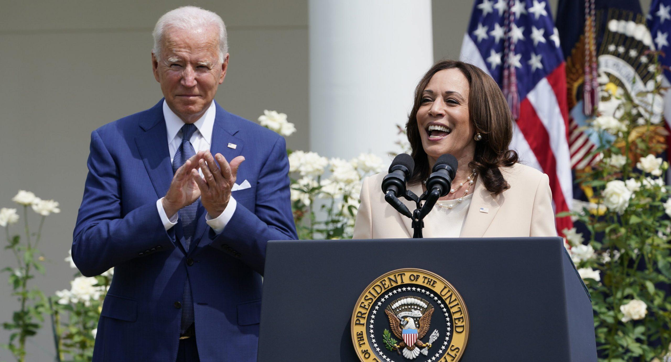 Kamala Harris a devenit cel mai nepopular vicepreședinte al SUA din ultimii 50 de ani