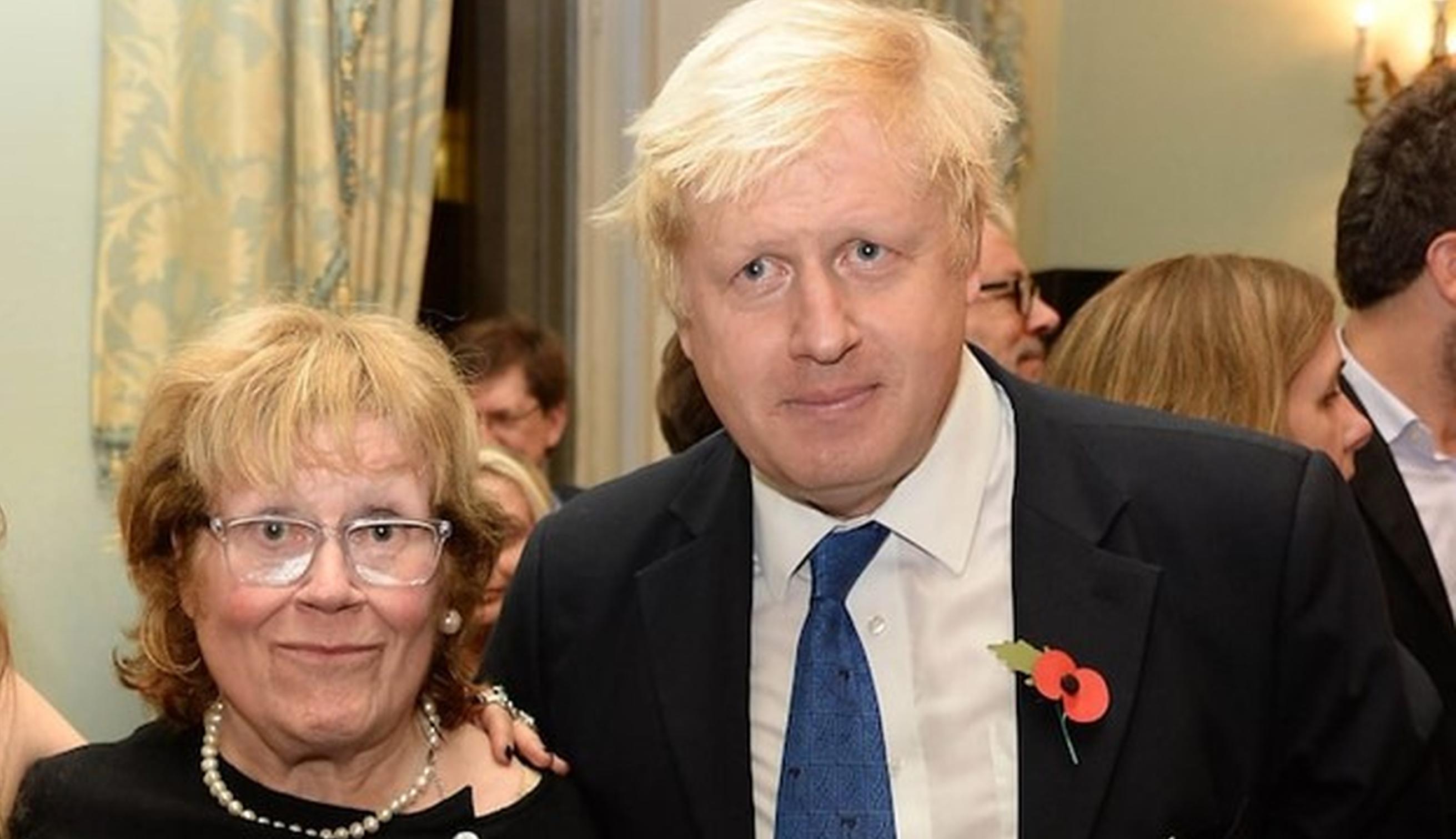 Mama lui Boris Johnson moare la 79 de ani