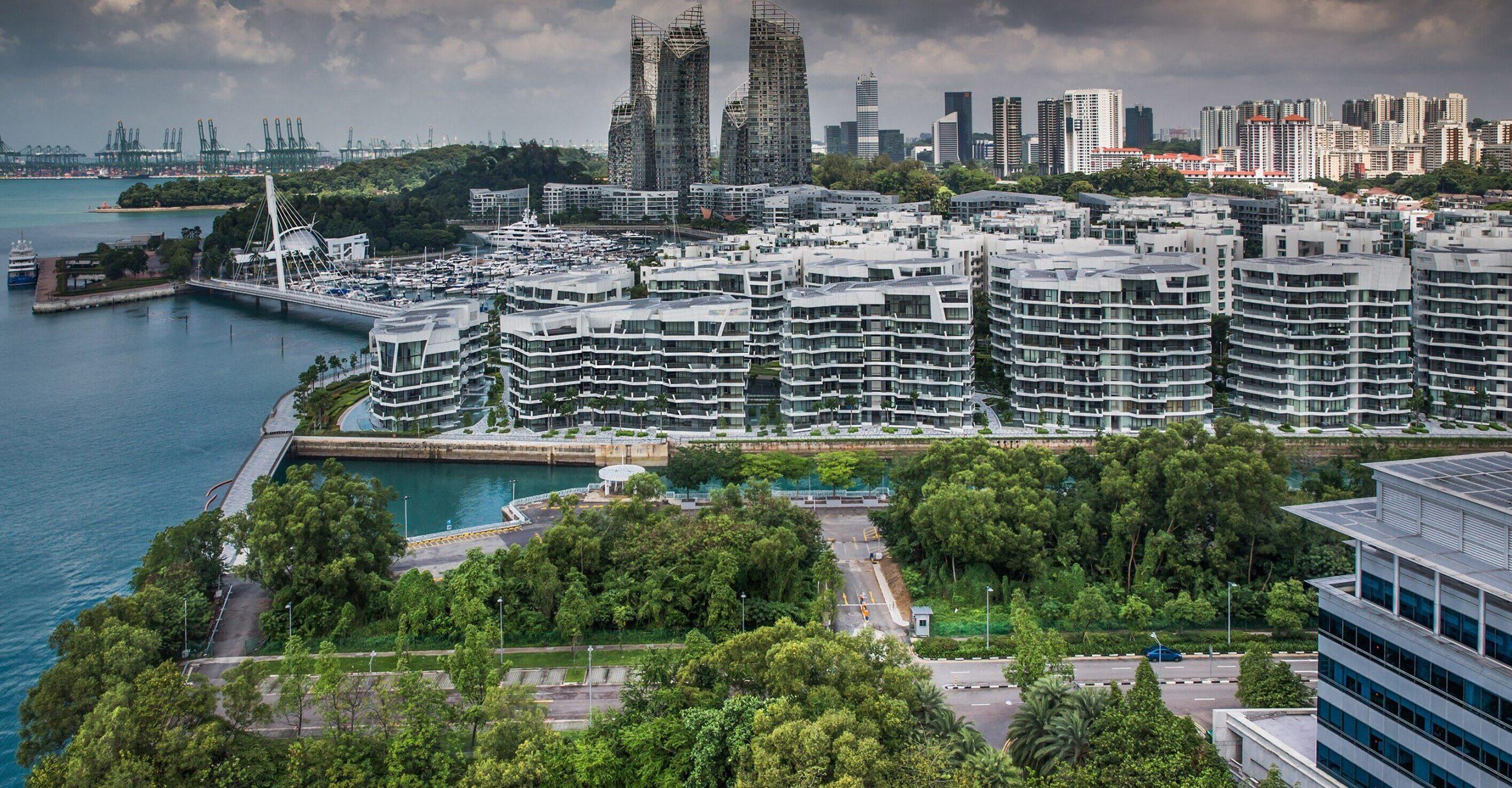 Singapore impune noi restricții Covid, chiar dacă 80% dintre cetățeni sunt complet vaccinați
