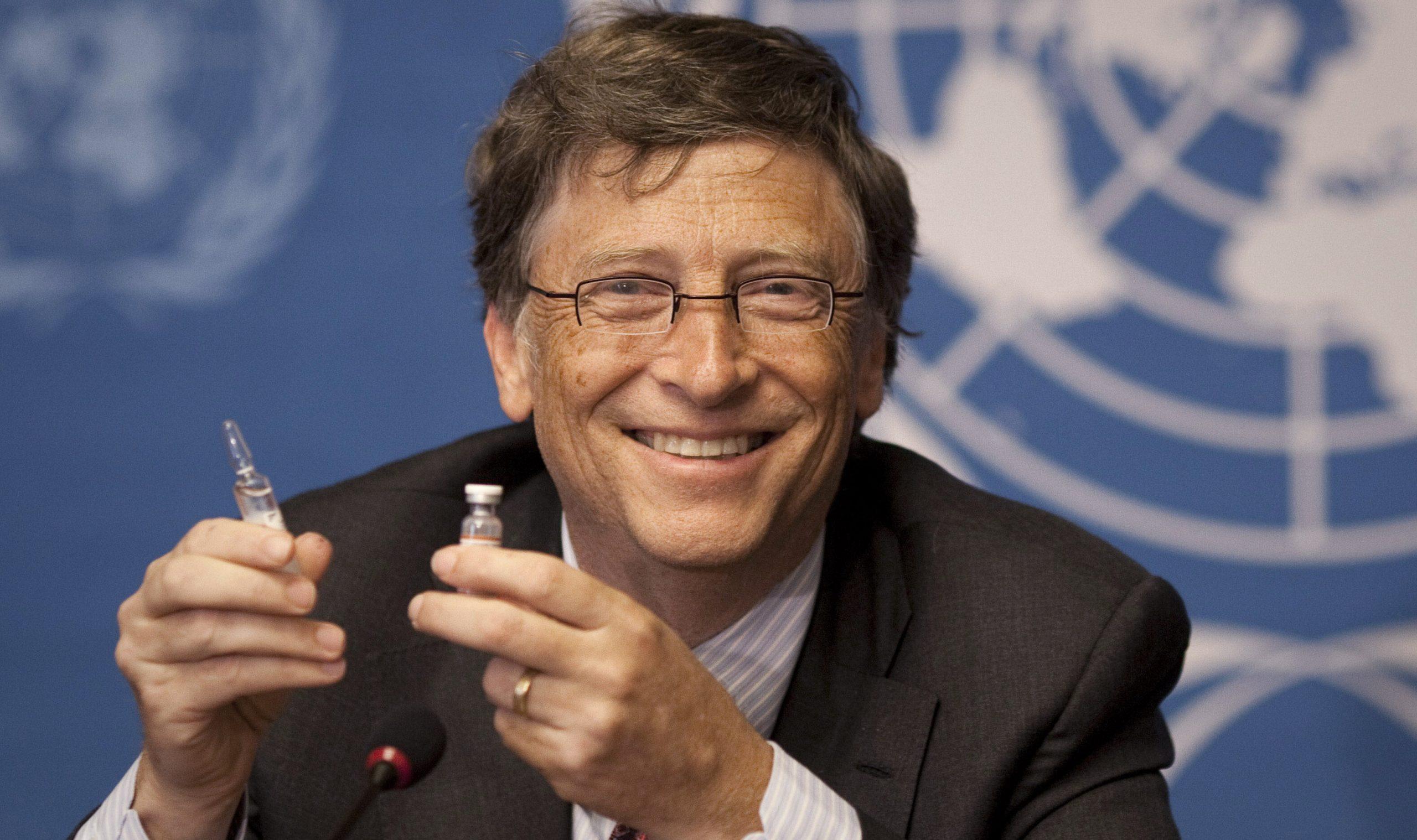 Bill Gates: Pentru următoarea pandemie vom dispune de fabrici-gigant care pot produce vaccinuri ARNm