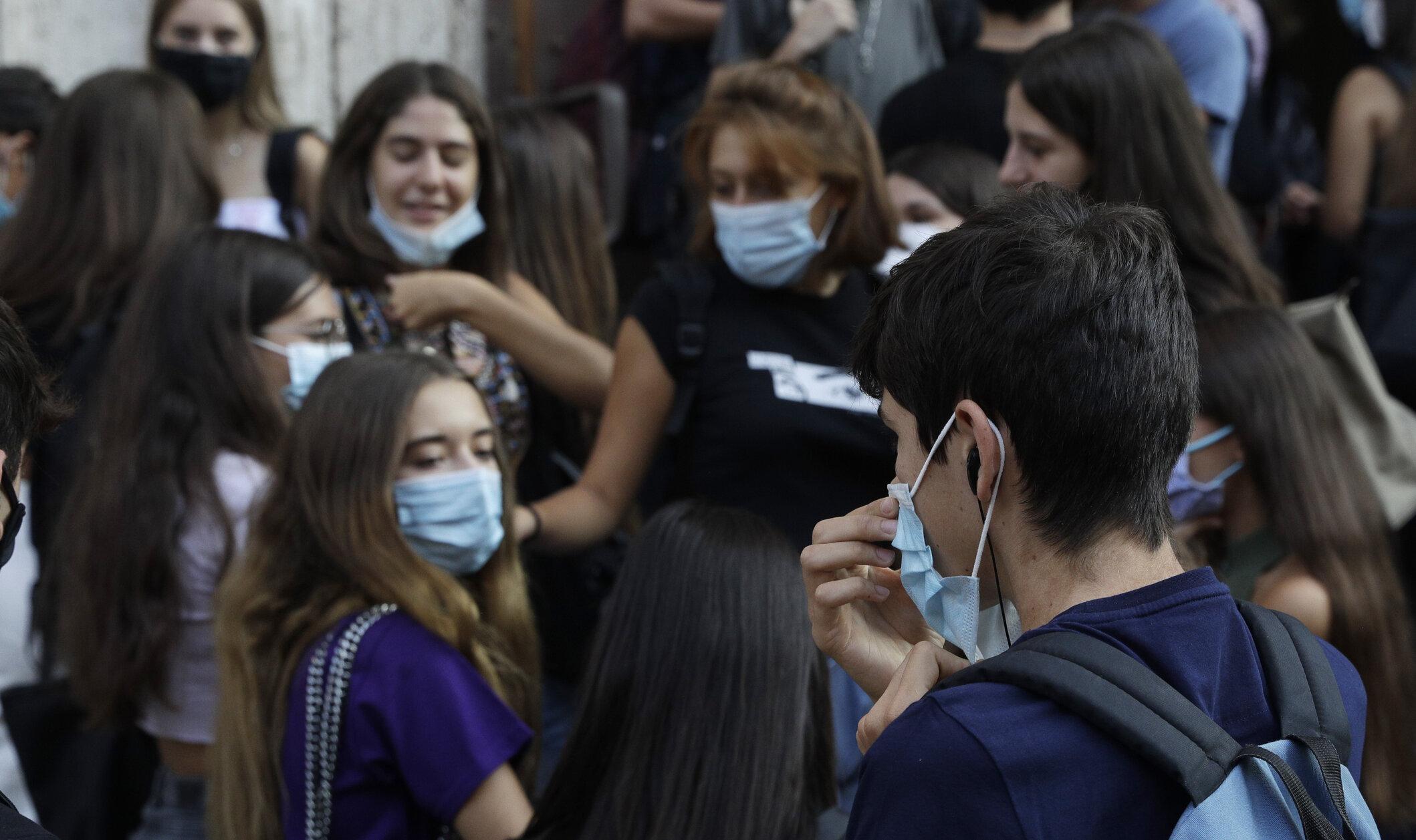 Italia| Certificatul Covid este obligatoriu pentru angajații școlilor și pentru părinții care intră în instituțiile de învățământ