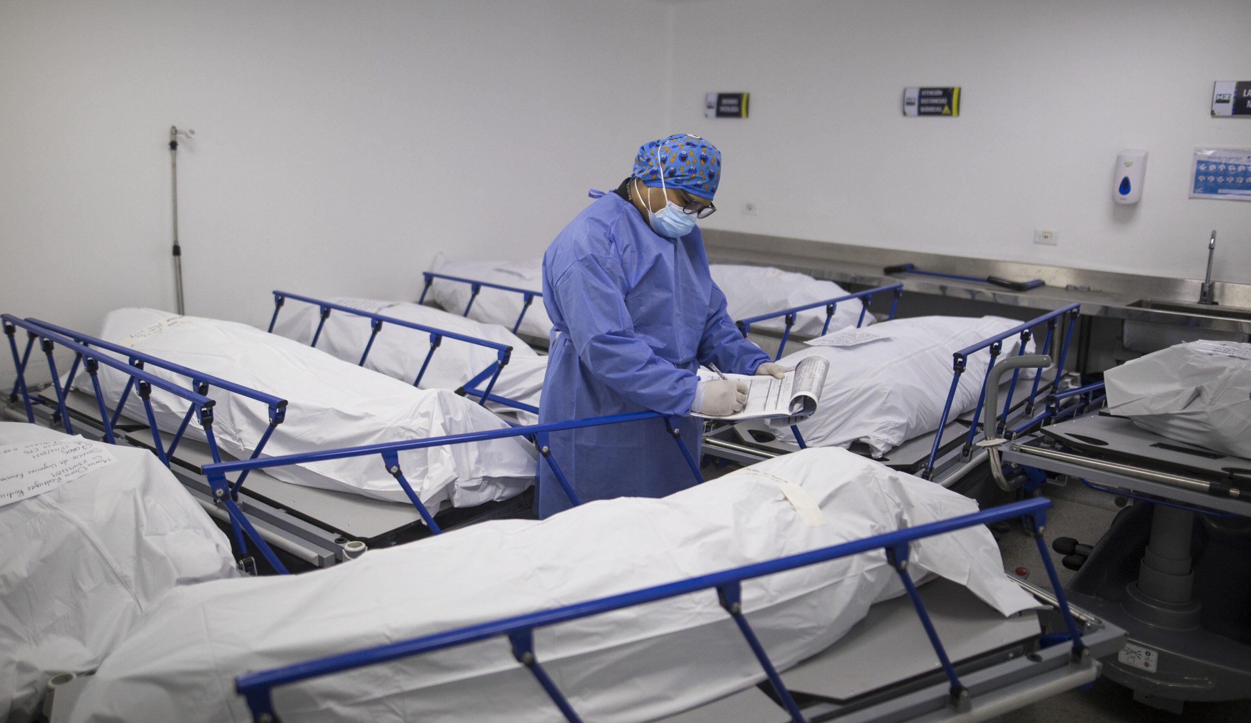 Columbia  Varianta Mu devine predominantă și este responsabilă pentru 60% dintre decesele Covid