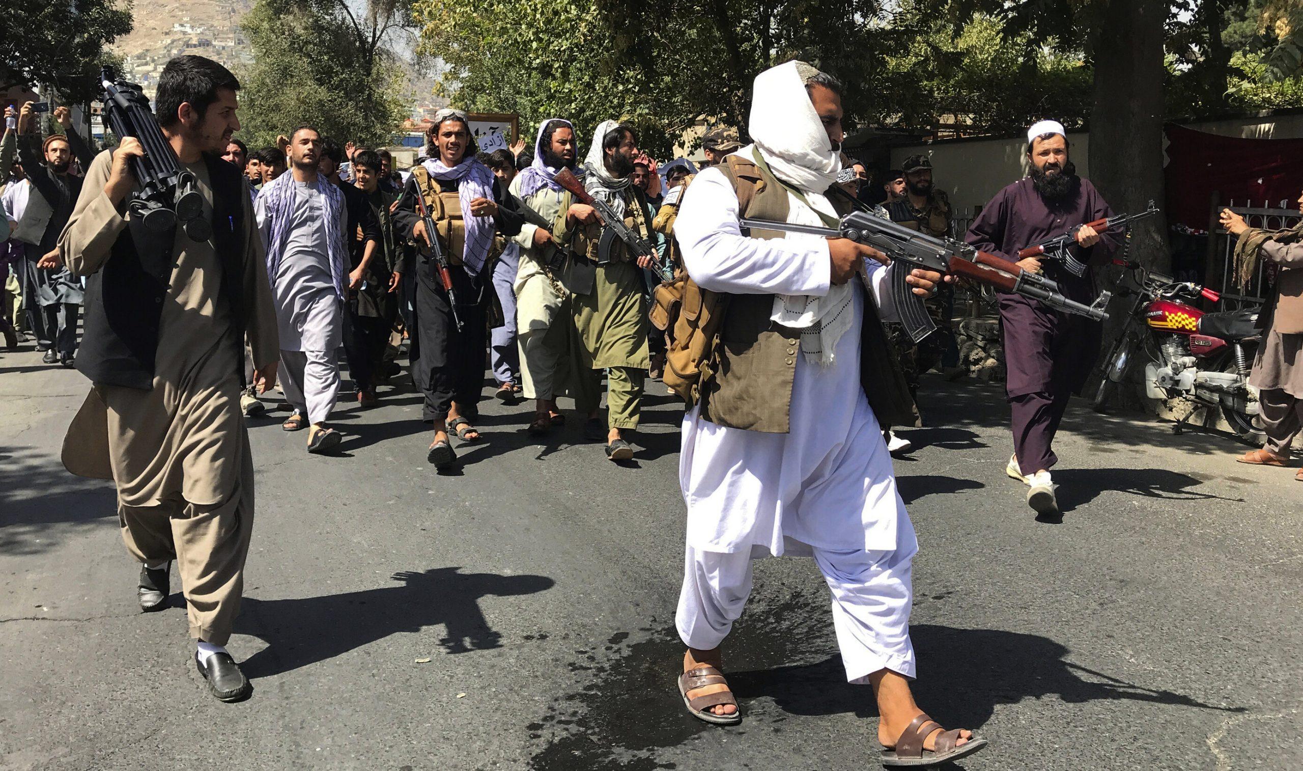 """Talibanii mulțumesc statelor pentru ajutorul de 1,2 miliarde de dolari, dar critică SUA: """"Trebuie să dea mai mult"""""""
