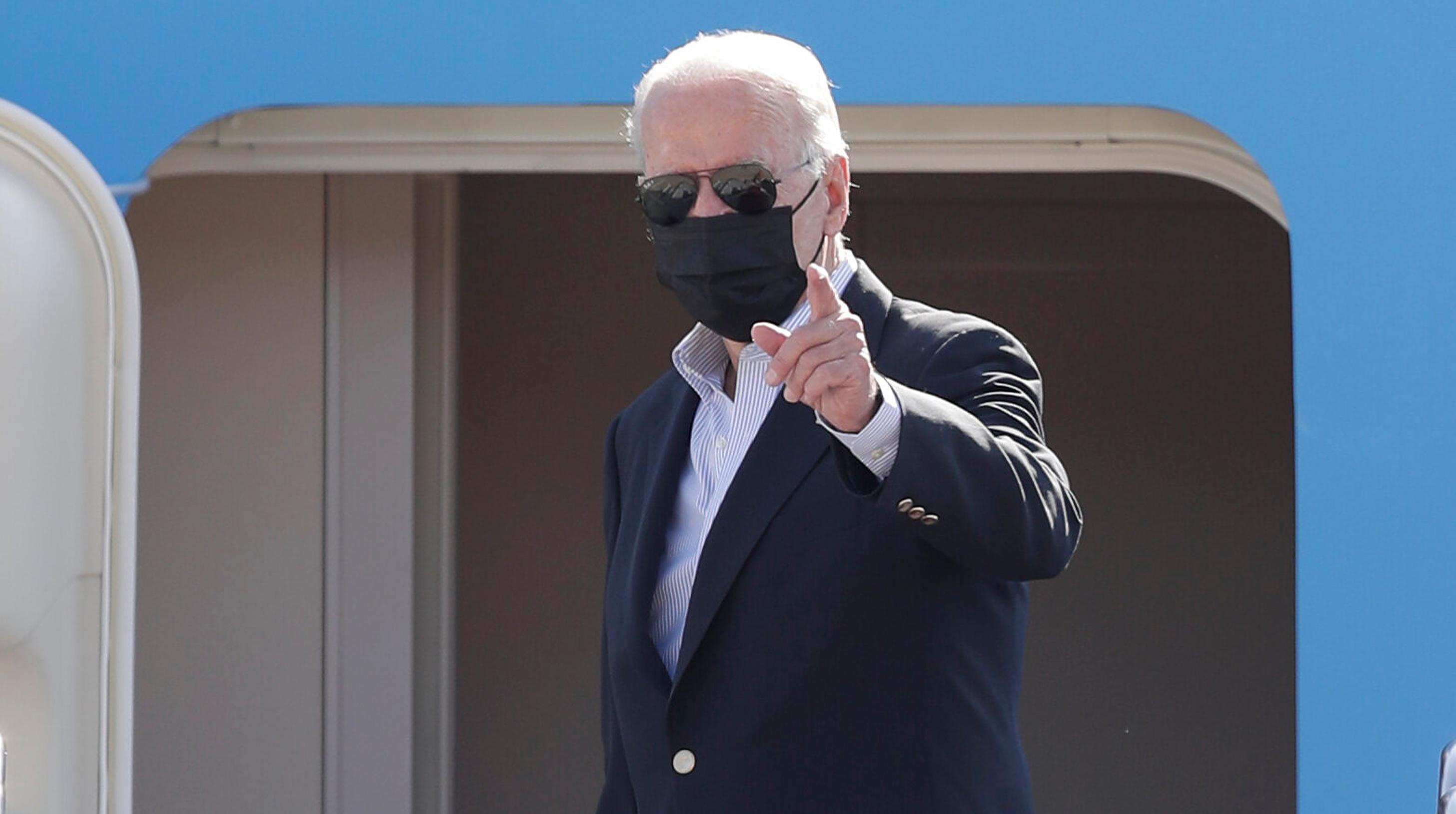 Joe Biden adaugă rujeola pe lista bolilor care necesită carantină
