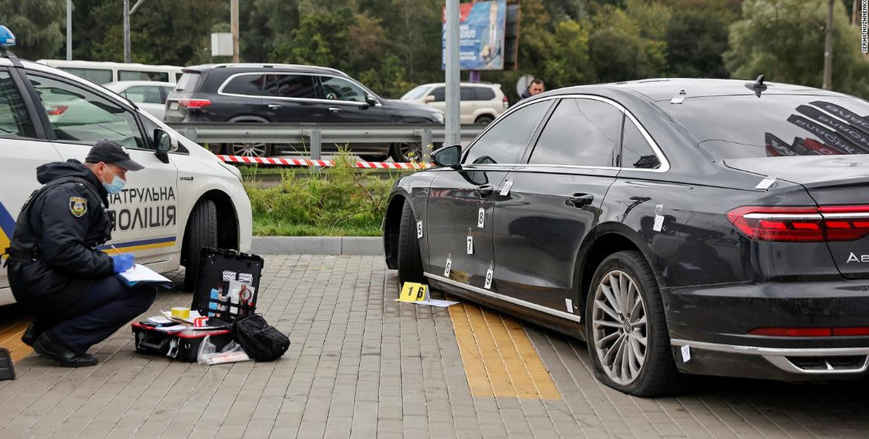 """Tentativă de asasinat asupra consilierului șef al președintelui ucrainean. """"Rusia ar putea fi implicată"""""""