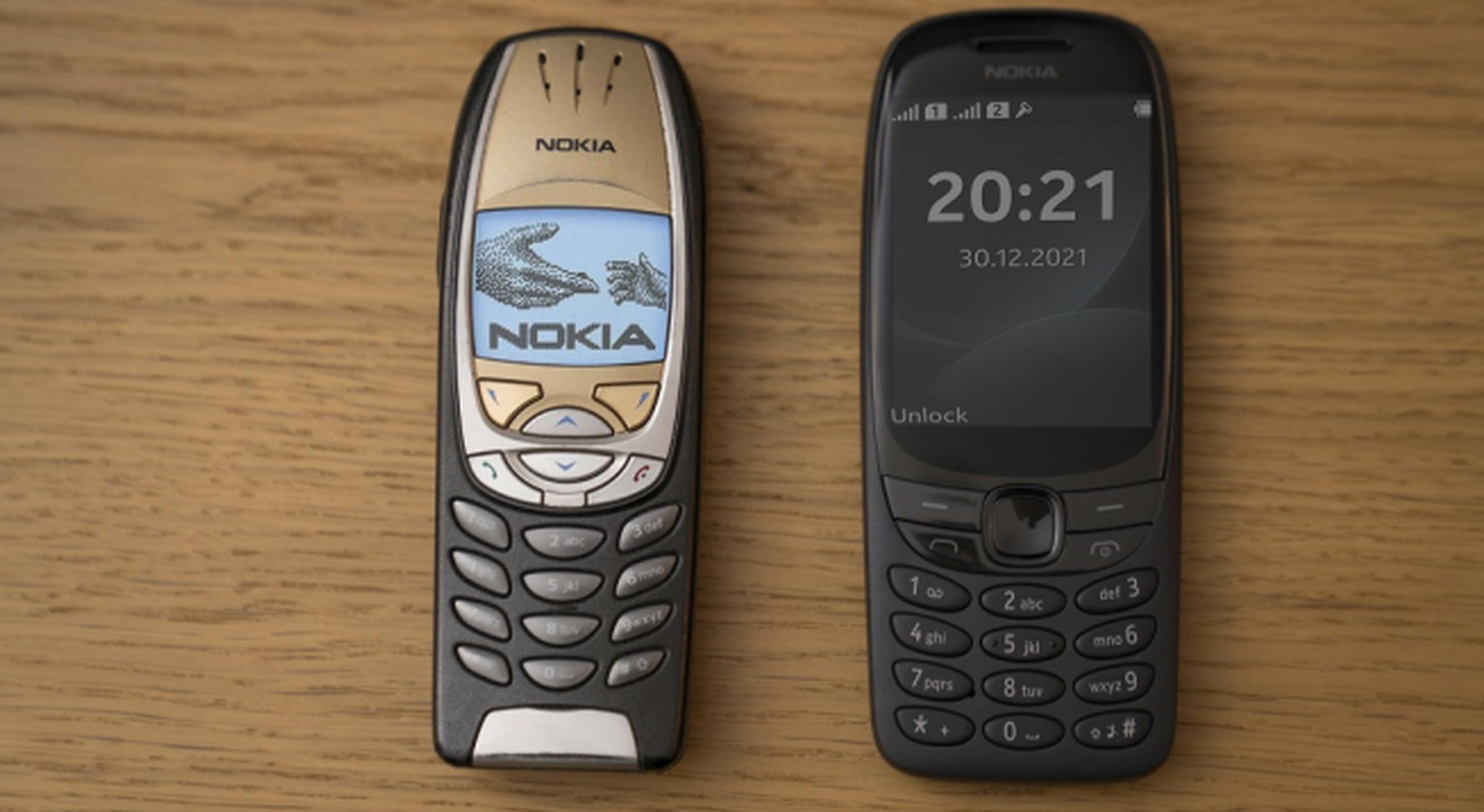 """Nokia lansează din nou """"cărămida"""" 6310, la aniversarea celor 20 de ani"""