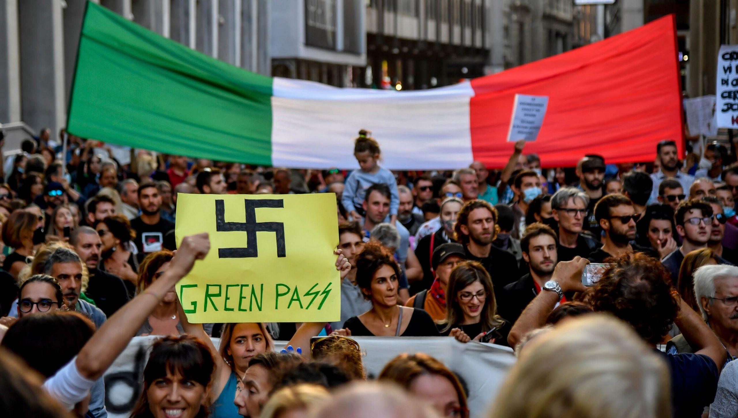 Italia| Permisul de sănătate devine obligatoriu pentru toți angajații, începând de vineri