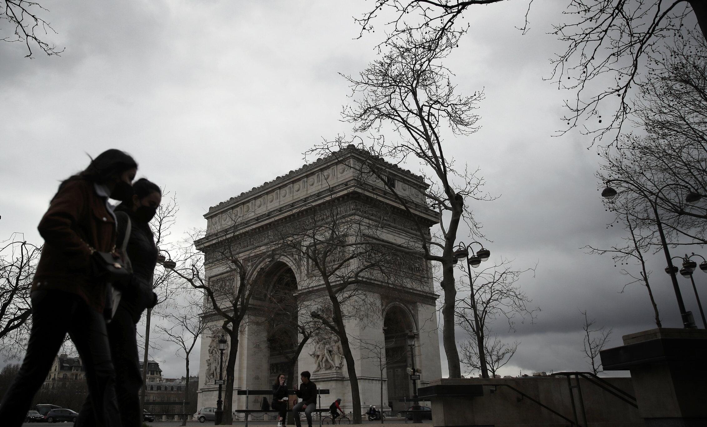 """Guvernul francez vrea să extindă starea de urgență până pe 31 iulie 2022. """"Trebuie să rămânem vigilenți"""""""